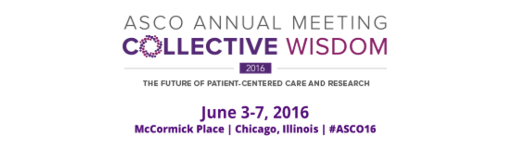 The ASCO Annual Meeting 2016