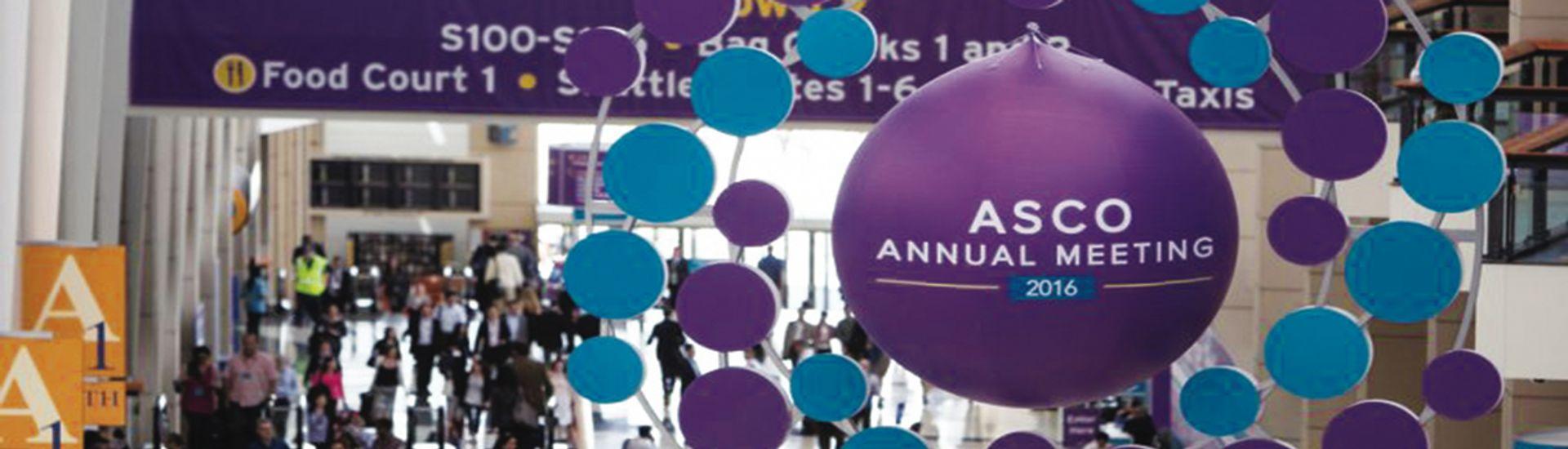 The ASCO Annual Meeting 2016