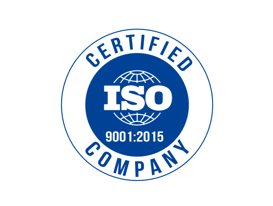 ISO9001:2015 Certification for our R&D and Clinical Activities in Oncology